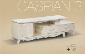 میز تلویزسون مدل کاسپین 3