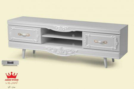 میز تلویزیون مدل آلبا